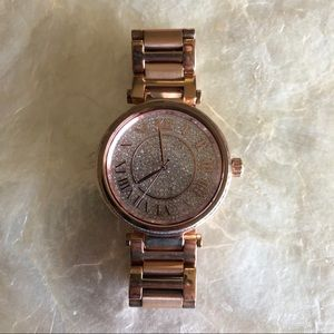 Michael Kors Skylar Rose Gold Ladies Watch MK5868